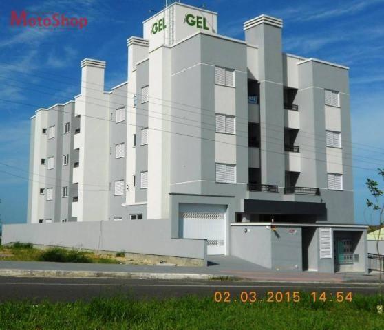 Apartamento com 2 dormitórios para alugar, 52 m² por R$ 900/mês - Coloninha - Araranguá/SC