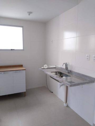 Apartamento com 2 quartos para alugar por r$ 900/mês - costa carvalho - juiz de fora/mg - Foto 4