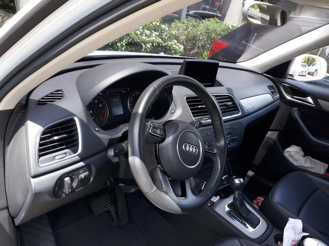 Vendo ou troco carro menor Audi Q3 14/14 - Foto 6