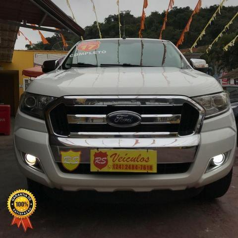 Ford Ranger Xlt 3.2 Diesel Unico Dono Impecavel - Foto 3
