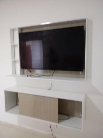 Painel para tv até 43 com entrega ,montagem grátis deixamos sua tv no painel - Foto 5