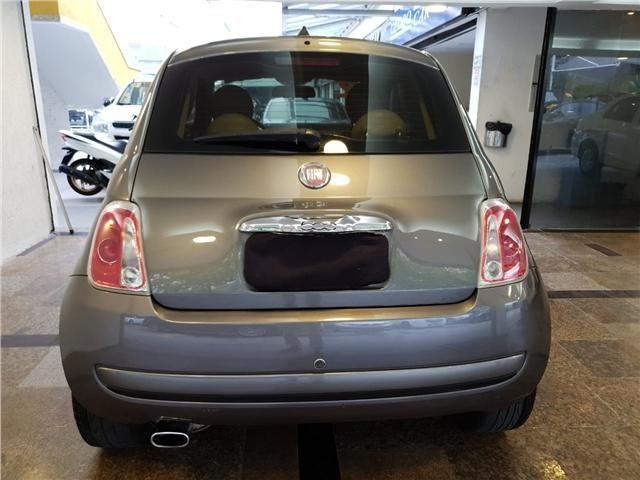 Fiat 500 1.4 cult 8v flex 2p automatizado - Foto 7