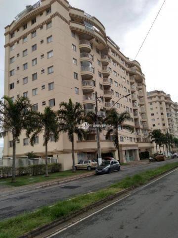 Apartamento com 2 dormitórios para alugar, 90 m² por r$ 1.600,00/mês - estrela sul - juiz