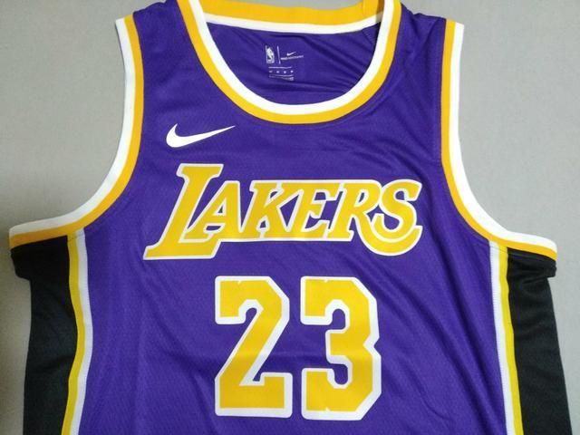 e5c7dfd228 Regata Nike NBA Los Angeles Lakers 2019 - Roupas e calçados ...