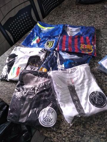 133ee76cc4 Camisetas de. times vários modelos 25 vc Reais - Roupas e calçados ...
