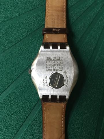 6ec6495c201 Relógio Swatch Irony - Bijouterias