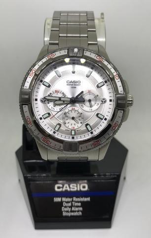 3f8e011f49b Relógio Casio MTD-1068 - Bijouterias