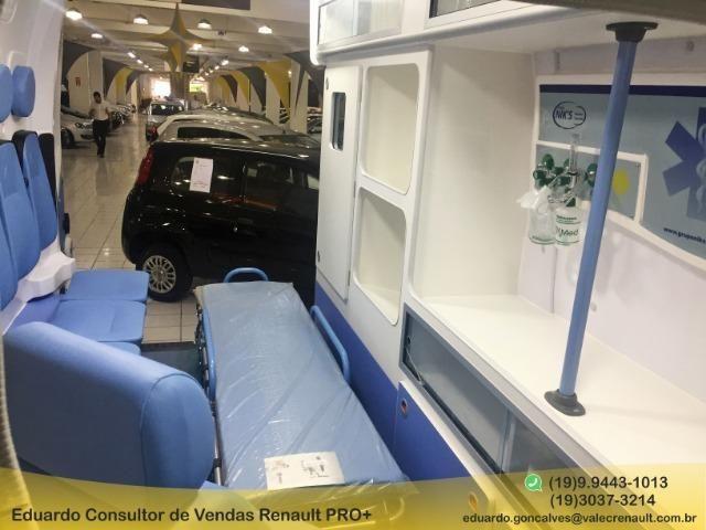 Master L2H2 Pack Conforto UTI Ambulância 19/20 Niks - Foto 8