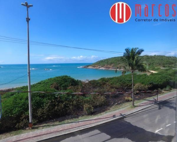 Apartamento de frente para o mar 3 suítes na Enseada Azul - Foto 2