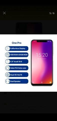 Celular smartphone UMIDIGI ONE PRO android 8 1