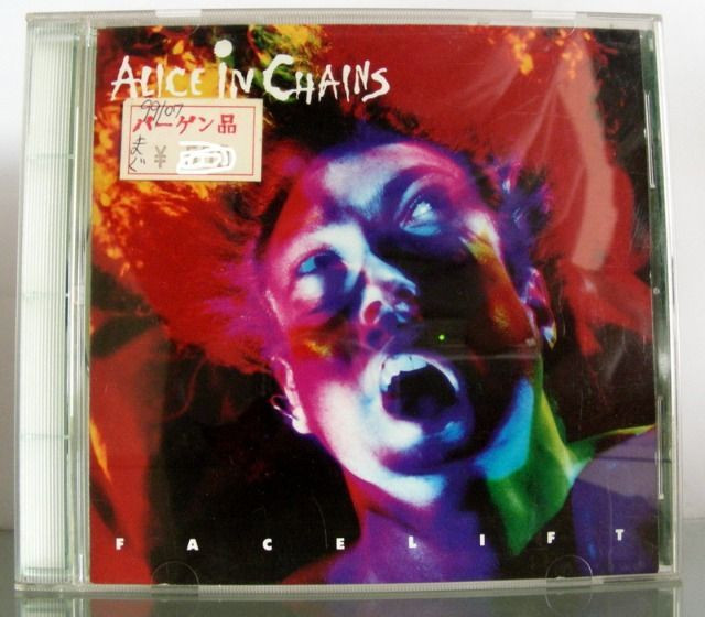 CD Alice in Chain Importado Facelift