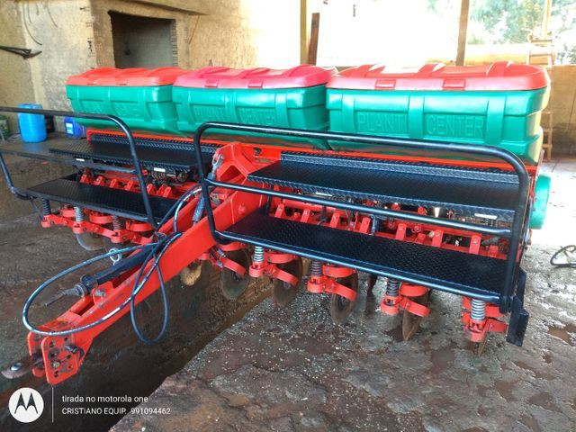 Plantadeira planticenter 9 linhas - Foto 5