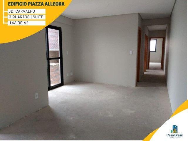Apartamento para a locação em Ponta Grossa - Jd. Carvalho - Foto 18