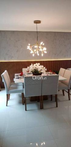Sobrado com 3 dormitórios à venda, 134 m² por R$ 489.000,00 - Jardim Imperial - Aparecida  - Foto 3