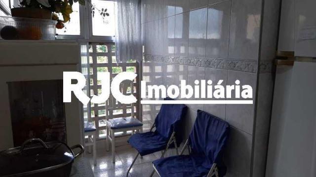 Apartamento à venda com 1 dormitórios em Andaraí, Rio de janeiro cod:MBAP10930 - Foto 18