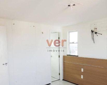 Apartamento à venda, 56 m² por R$ 259.000,00 - Alagadiço Novo - Fortaleza/CE - Foto 5