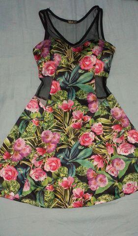 Vestido de flores - Foto 2
