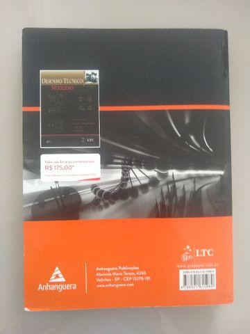 Livro Desenho Técnico Moderno - Foto 2