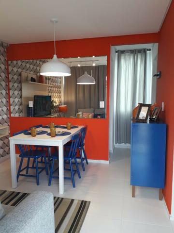 Apartamento novo de 1 ou 2 quartos ideal para estudantes da Uninovafapi - Foto 14