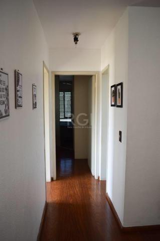 Apartamento à venda com 2 dormitórios em Nonoai, Porto alegre cod:LU428798 - Foto 16