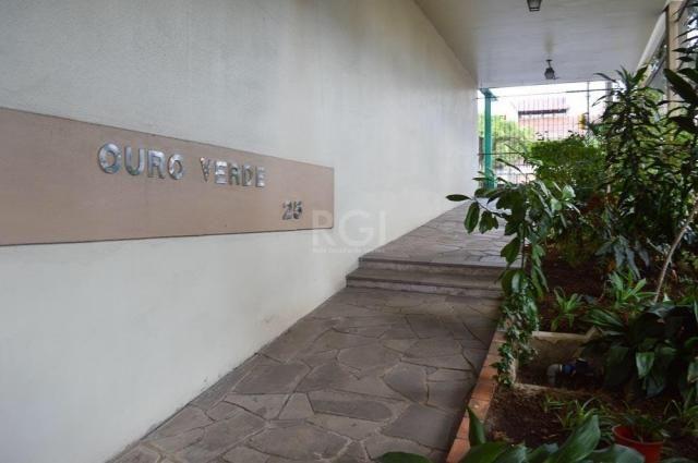 Apartamento à venda com 2 dormitórios em Nonoai, Porto alegre cod:LU428798