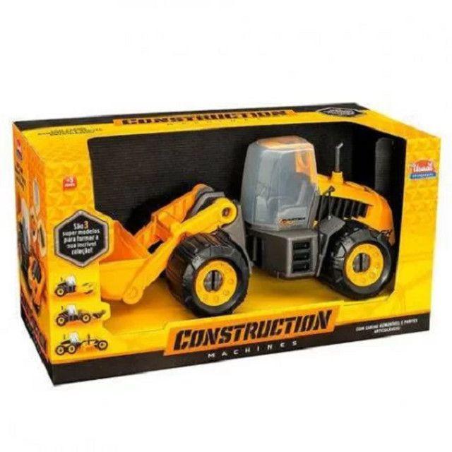 R$99,90 - Trator Construction Machine - Foto 3