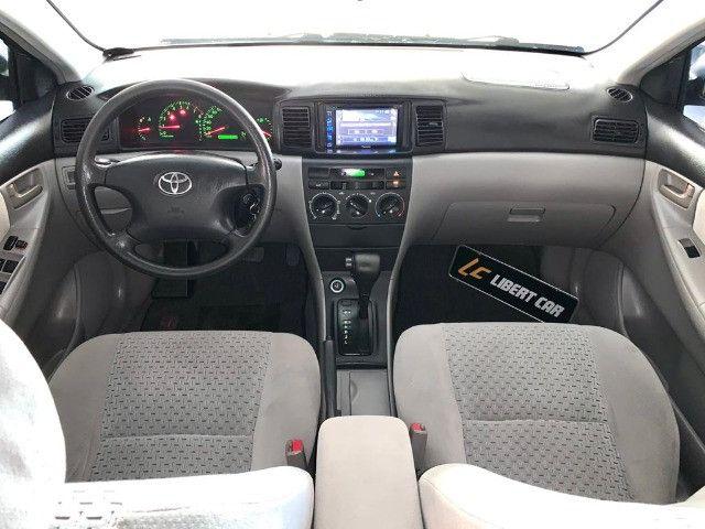 Corolla XLi 1.8 Automático Flex - Foto 9