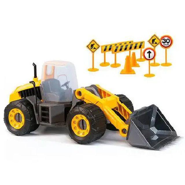 R$99,90 - Trator Construction Machine - Foto 6