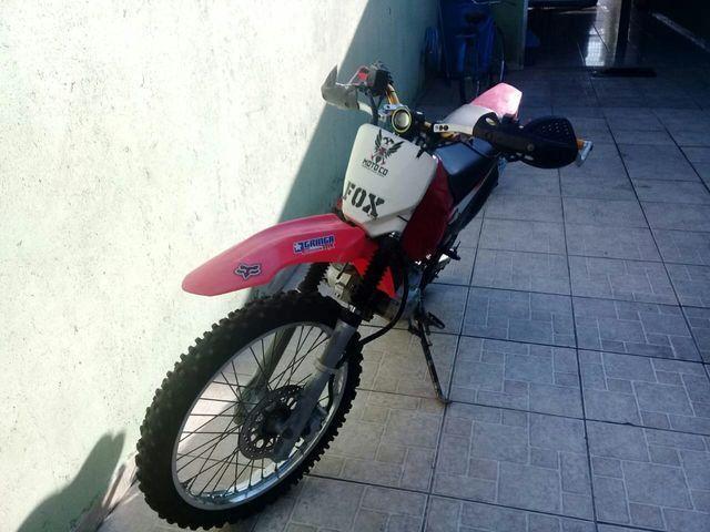 Xtz com motor 150 partida elétrica