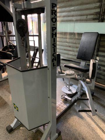 Cadeira abdutora pro Phisical usado