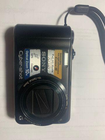 Câmera Digital Sony Cyber-shot DSC-HX5