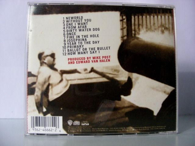 CD Van Halen 3 Importado - Foto 2