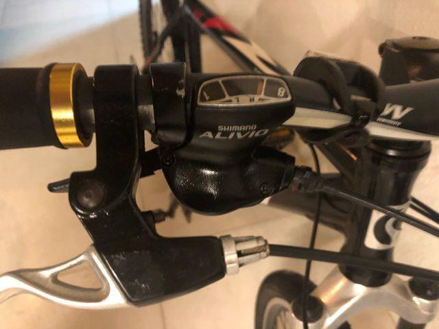 Bike TSW usada em bom estado