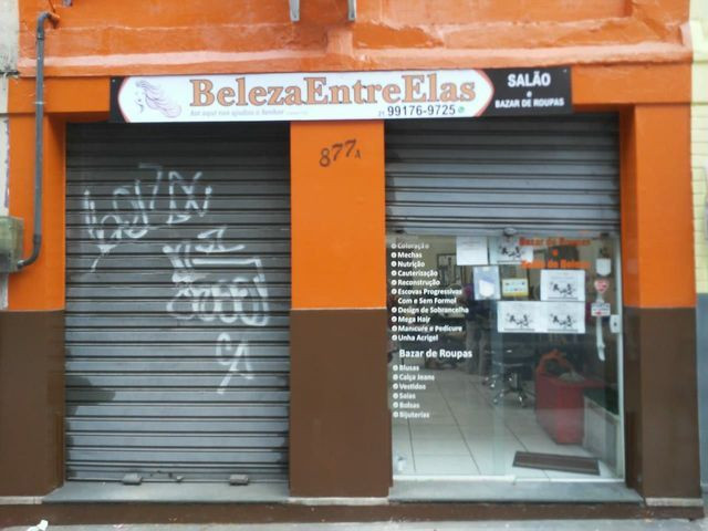 ALUGUEL: de cadeira de cabeleireira  e manicure na Tijuca.
