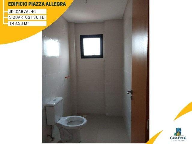 Apartamento para a locação em Ponta Grossa - Jd. Carvalho - Foto 5