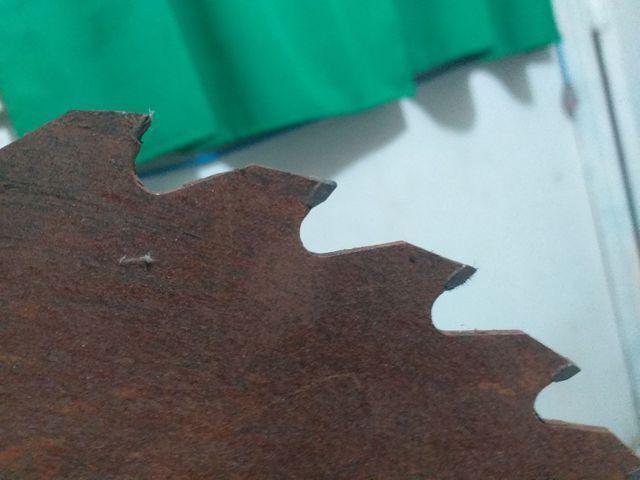 Serra circular com pontas diamantada  - Foto 3