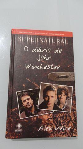 Supernatural - 2 Livros - Foto 5