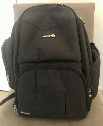 Mochila Multifuncional Back Pack Safety 1st - Ótimo estado