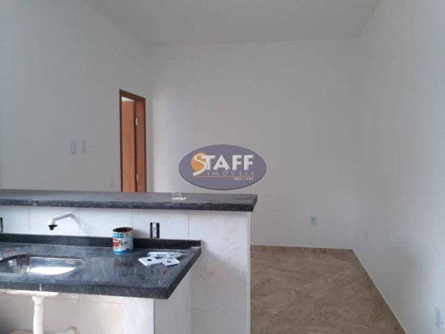 KW- Casa de 1 quarto na planta dentro de condomínio c/chuveirão em Unamar- Cabo Frio!! - Foto 5