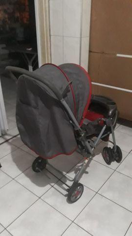 Carrinho de bebe cosco - Foto 2