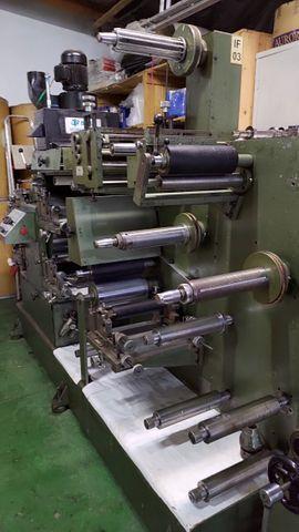 Impressora Flexografica Para Rótulos e etiquetas