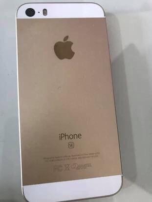 Vendo iPhone SE 16GB Gold - Foto 3