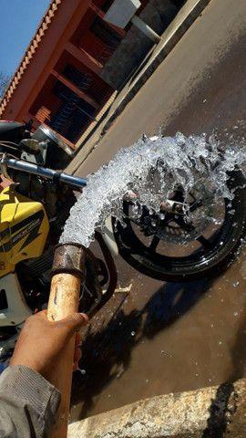 Trabalhamos com transformação ou aprofundamento de poço bocão em míni artesianos   - Foto 5
