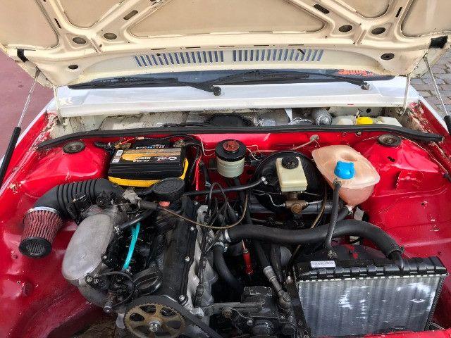 VW Voyage GL 1.6ap Injeção + DH 1989 - Foto 9