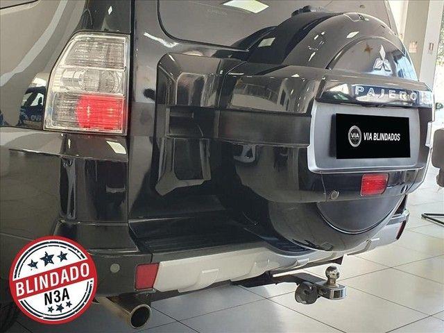 Mitsubishi pajero full 3.8 hpe 4x4 v6 24v gasolina 4p automático - Foto 5