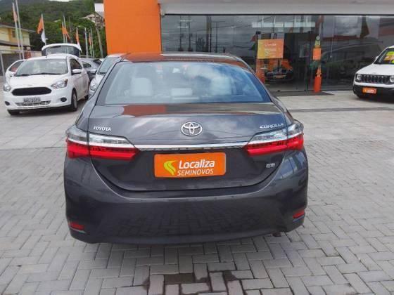 COROLLA 2019/2019 1.8 GLI UPPER 16V FLEX 4P AUTOMÁTICO - Foto 5