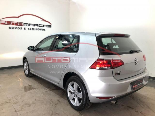 VW - VOLKSWAGEN GOLF COMFORTLINE 1.6 MSI TOTAL FLEX AUT. - Foto 13