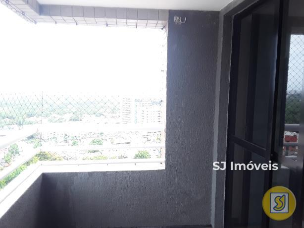 Apartamento para alugar com 3 dormitórios em Dionísio torres, Fortaleza cod:51353 - Foto 17