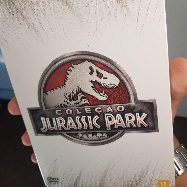Coleção: Jurassic Park (5 Filmes) - Foto 3