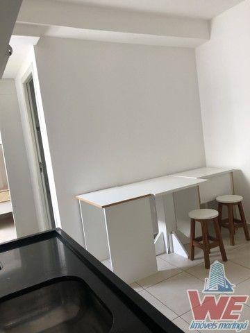 LOCAÇÃO | Apartamento, com 1 quartos em Zona 07, Maringá - Foto 6